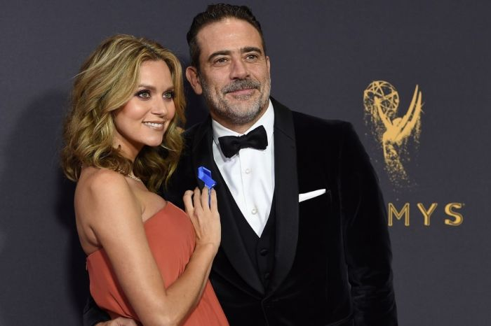 Jeffrey Dean Morgan Met His Wife Hilarie Burton on a Blind Date