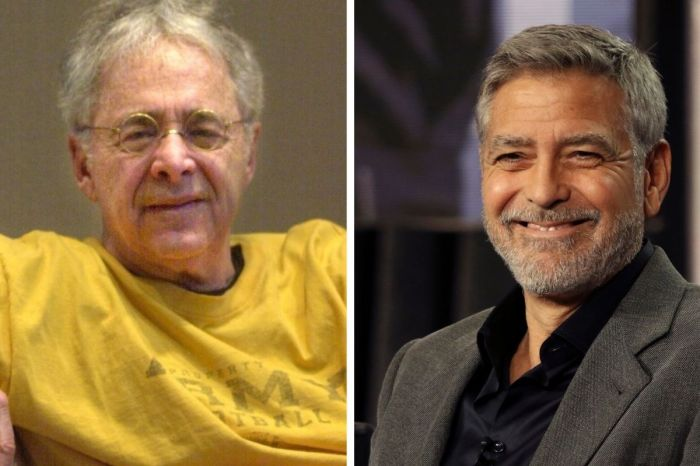 George Clooney Claims that 'The Gong Show' Host Chuck Barris was a CIA Assassin