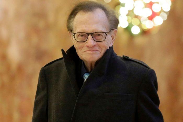 Larry King, Legendary Talk Show Host, Dies at 87