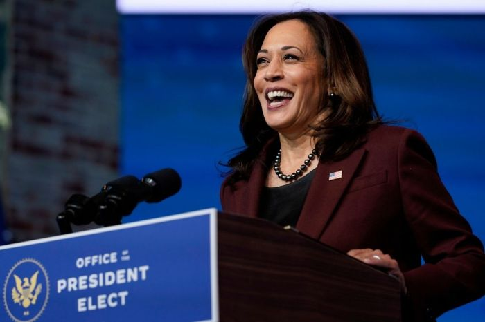 Kamala Harris' Vogue Cover Sparks Racial Controversy on Social Media