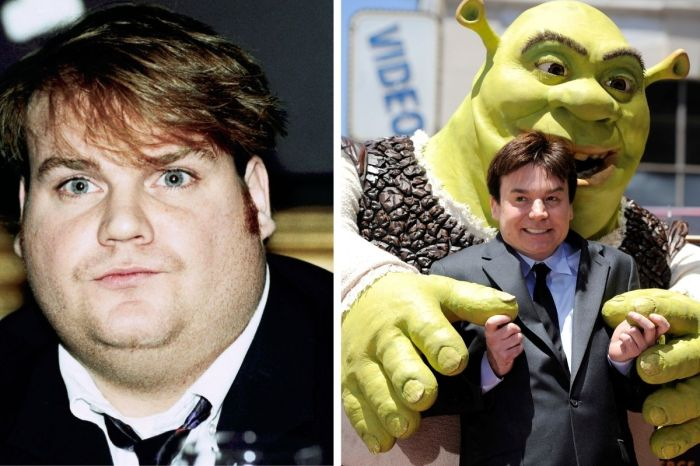 Chris Farley Was Originally Cast to Voice Shrek