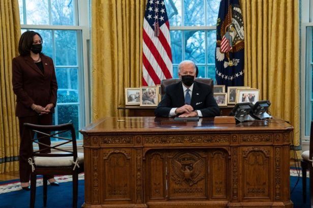 Joe Biden Reverses Trump's Ban on Transgender People in Military