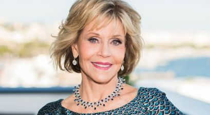 Jane Fonda Receives Cecil B. DeMille Award at 2021 Golden Globe Awards