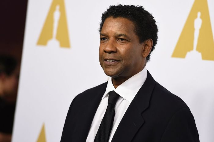 Denzel Washington Once Received a Grammy Nomination for a Children's Album
