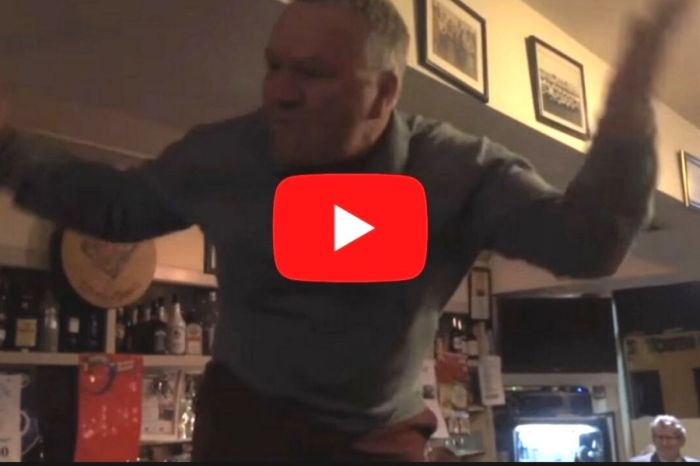 "This Drunken Rendition of ""Mr. Brightside"" Brings Tears to Our Eyes"