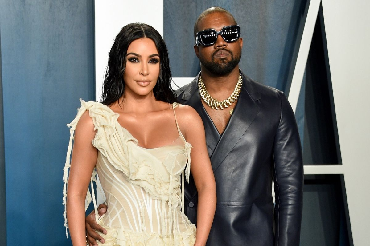 Kim Kardashian and Kanye West are Reportedly Getting a Divorce