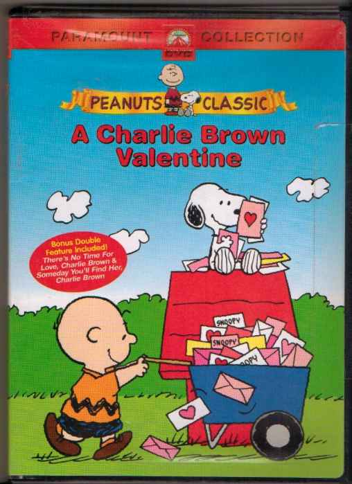 Peanuts: A Charlie Brown Valentine (Paramount/ Checkpoint)