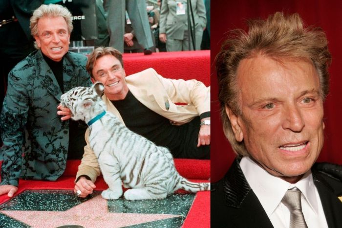 Siegfried Fischbacher of Siegfried & Roy Passes Away at 81-Years-Old