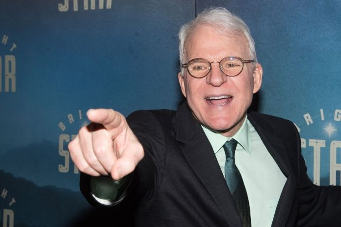 Steve Martin Has Some 'Bad News' About Getting the COVID-19 Vaccine