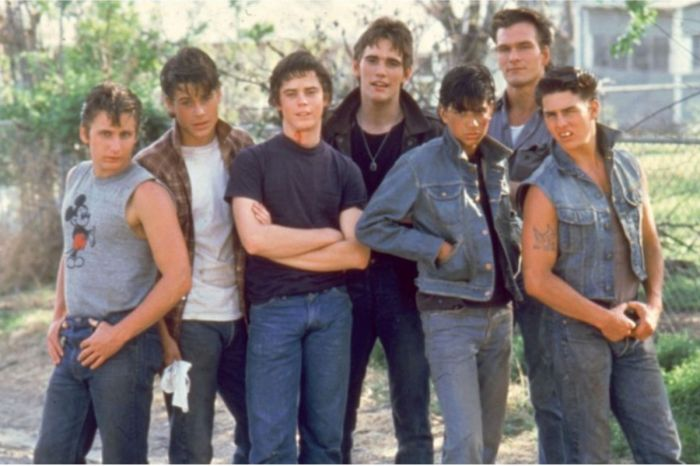 A Definitive Ranking of 'The Outsiders'