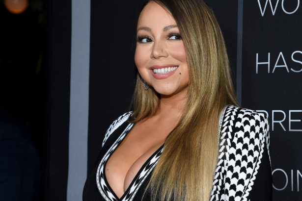 """I'm Kind of a Prude"": Mariah Carey Reveals She's Only Slept With 5 People"