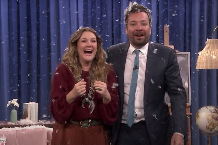 Drew Barrymore & Jimmy Fallon Have The Cutest Friendship
