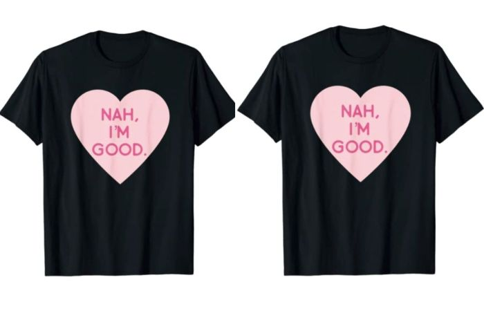 This Anti-Valentine's Day Shirt is Relatable (And Sums up 2021 Already)