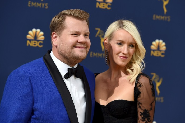 James Corden Fell In Love With His Wife The Moment He Laid Eyes on Her