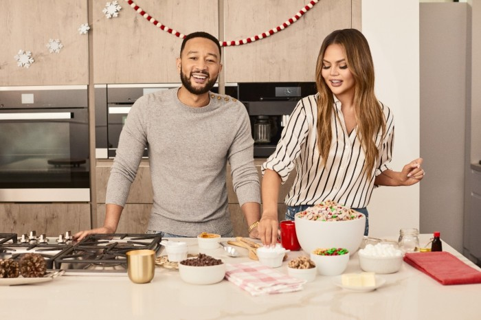 Inside Chrissy Teigen and John Legend's Relationship