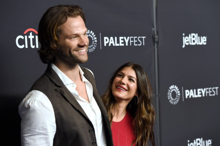 Jared Padalecki and Wife Genevieve Cortese Met on Set While Filming This Raunchy Scene
