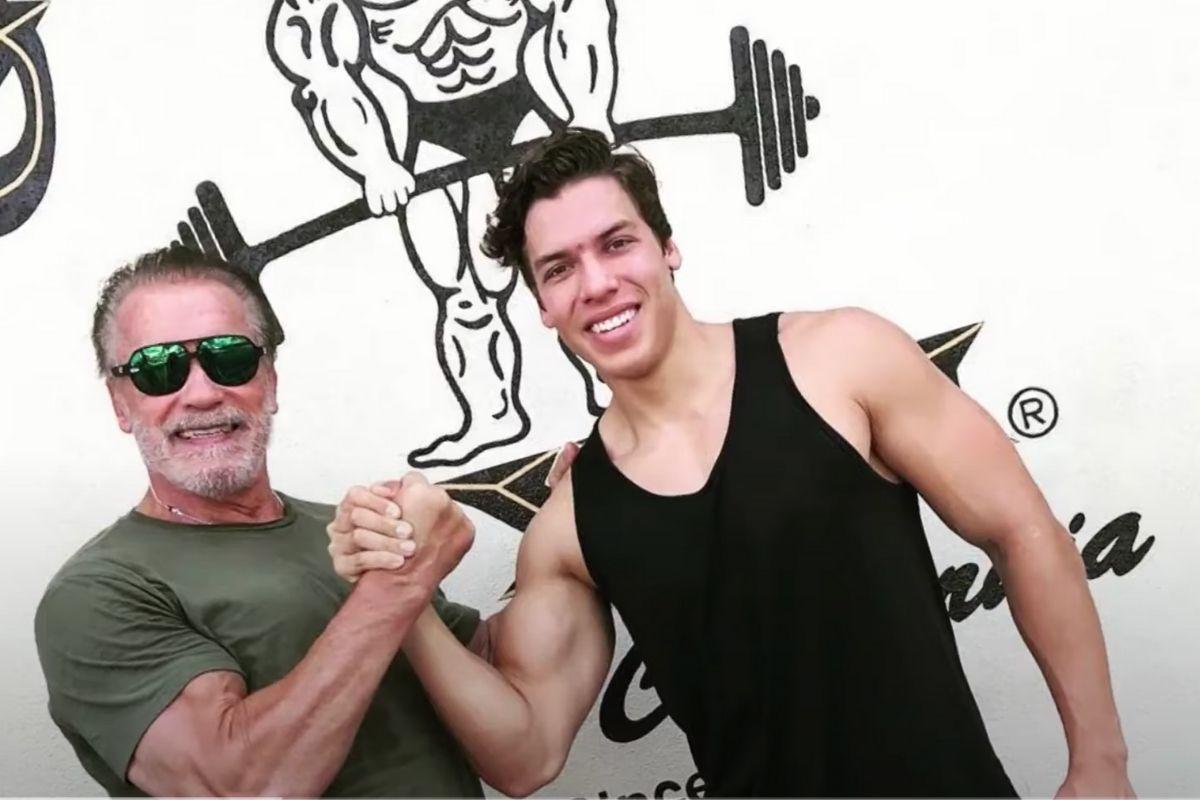 Meet Arnold Schwarzenegger's Love Child: Joseph Baena