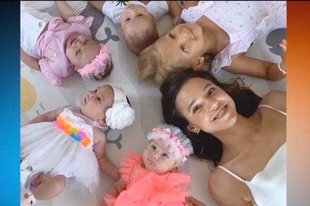 This 23-Year-Old Has 11 Kids… and Wants 100!