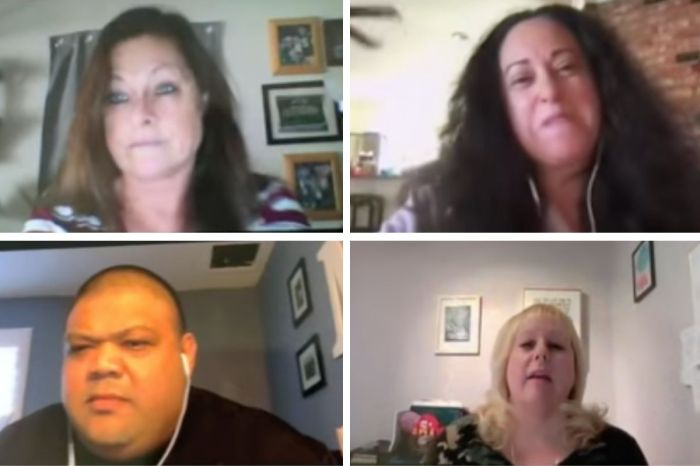School Board Members Caught Making Negative Comments About Parents on Public Virtual Meeting