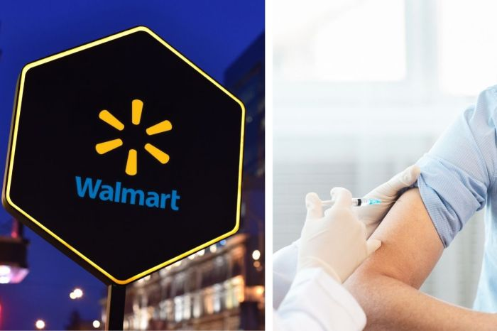 Walmart Mistakenly Gave COVID-19 Vaccine Slots to at-risk Florida Residents