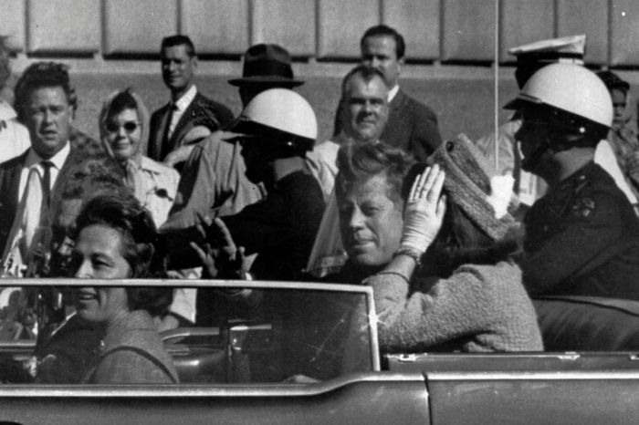 Did LBJ's Mistress Blow the Whistle on the JFK Assassination?