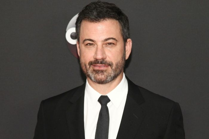 Did You Know Jimmy Kimmel Has Grown Children?