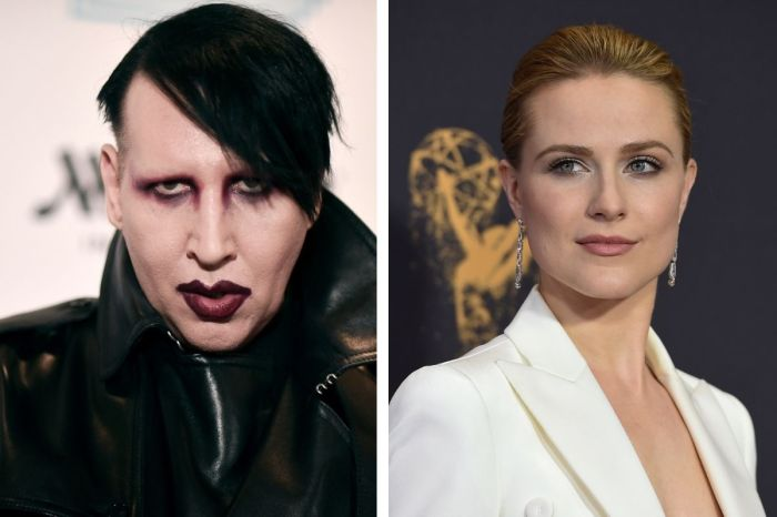 Evan Rachel Woods Accuses Marilyn Manson of Grooming and Abuse, Label Cuts Ties With Him