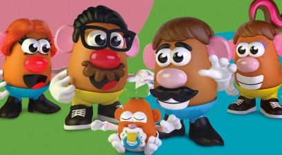 Hasbro's Potato Heads Are Going Gender-Neutral