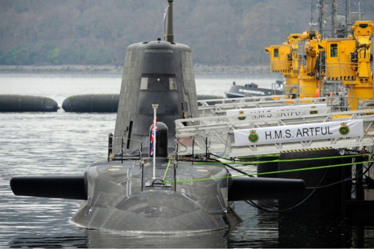Navy Officer Under Investigation for Filming Porn at Top Secret Nuclear Base