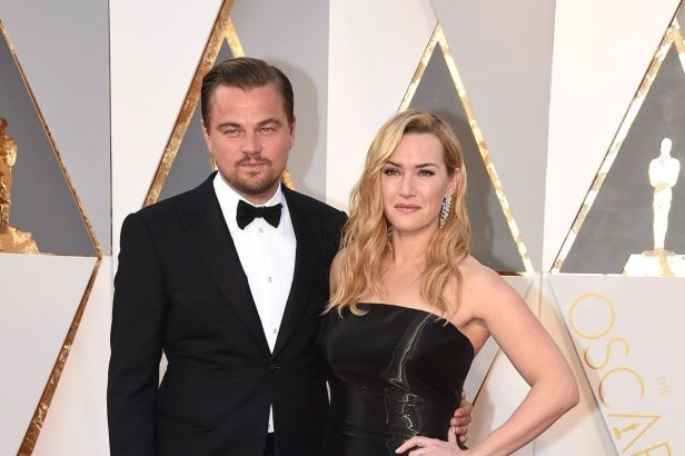 Leonardo Dicaprio Walked Kate Winslet Down the Aisle at Her Wedding