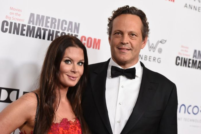 Vince Vaughn Met His Wife After Dating Jennifer Aniston