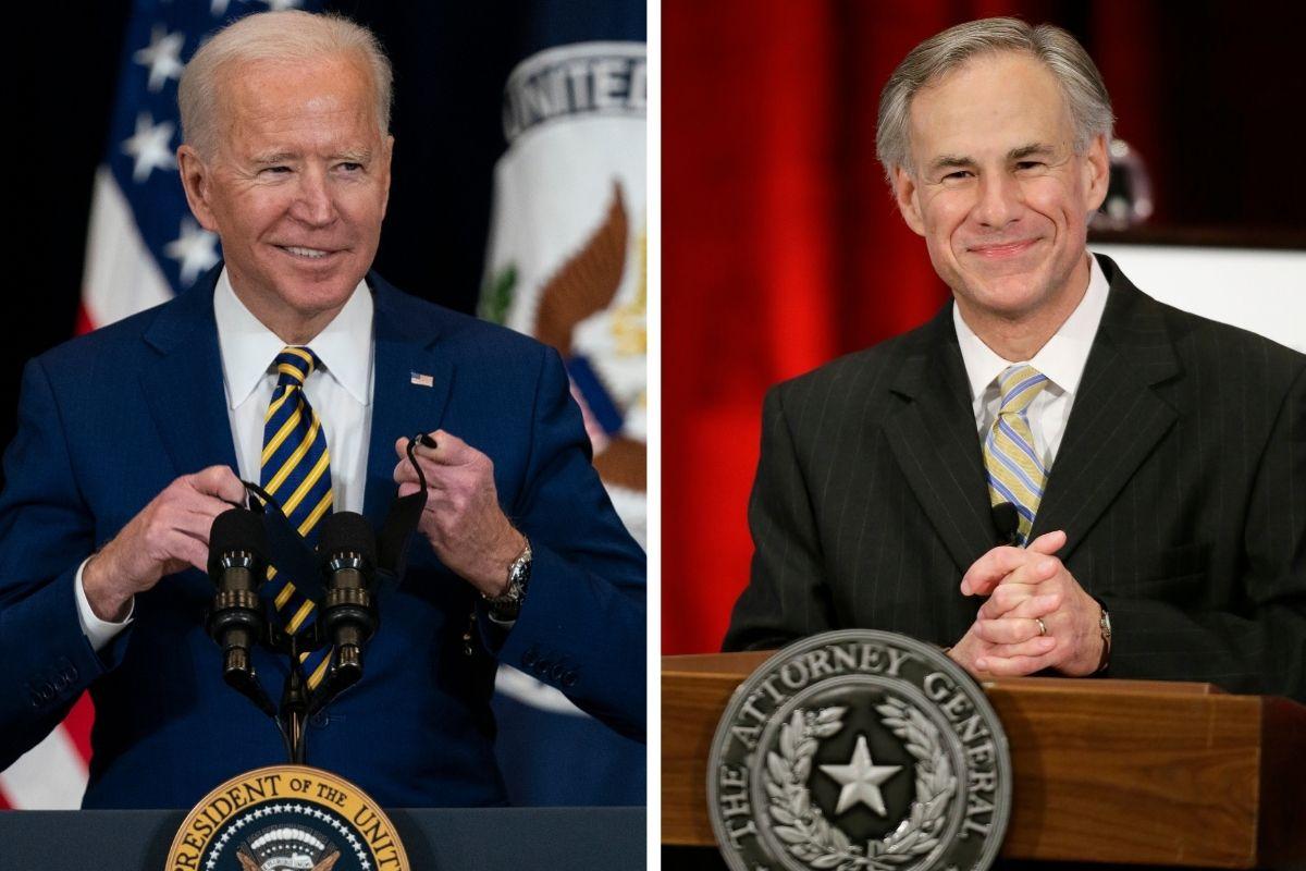 Survey Shows President Joe Biden is More Popular Than Gov. Greg Abbott Among Texans