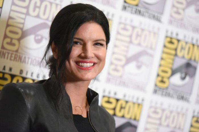 Disney Actress Gina Carano Fired After Comparing Republicans to Jews Persecuted During the Holocaust
