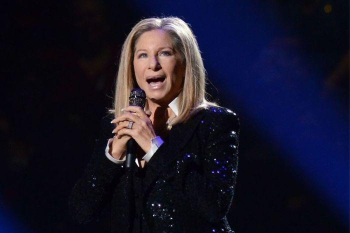 Barbra Streisand Was 'Born to be a Jewish Grandmother'