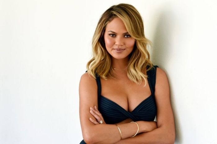 Chrissy Teigen Shares Nude Selfie of Scars in Celebration of Self-Love