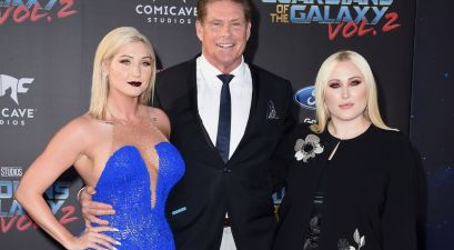 David Hasselhoff's Grownup Daughters Are Total Babes