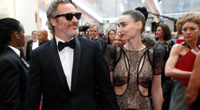 Joaquin Phoenix Was Convinced Rooney Mara Didn't Like Him, Now The Have a Baby