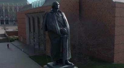 University of Washington Students Push to Remove George Washington Statue on Campus