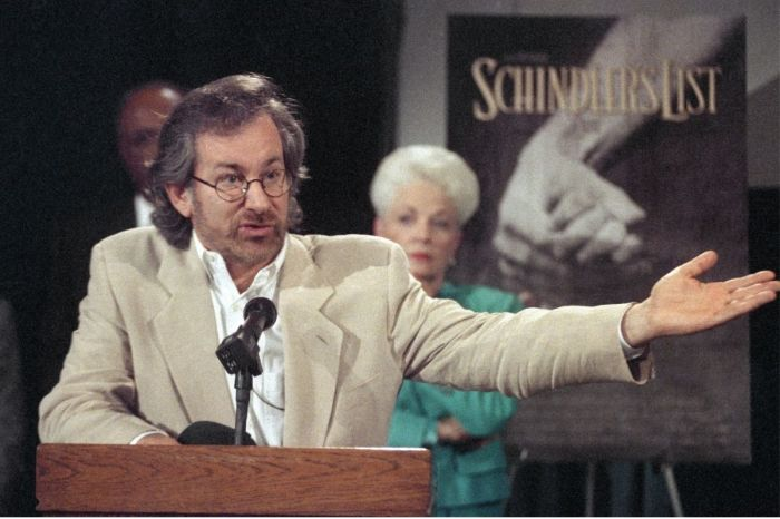 """Blood Money"": Steven Spielberg Refused to Accept a Salary for 'Schindler's List"""