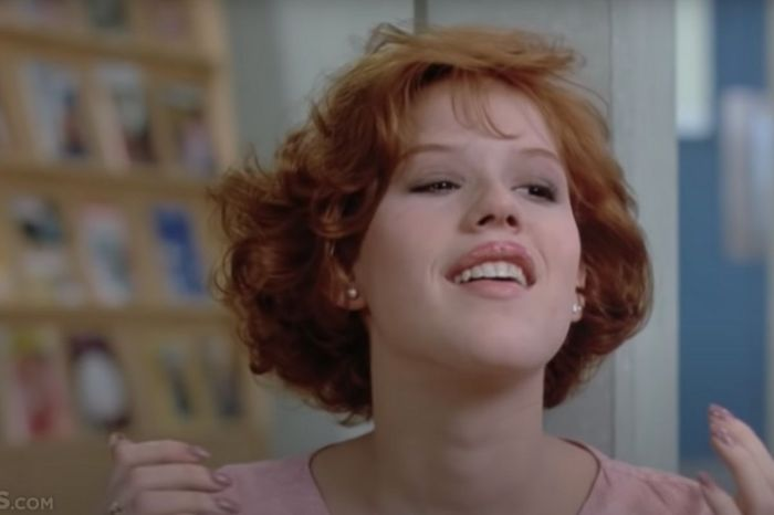 Molly Ringwald Believes 'The Breakfast Club' is Problematic and Troubling