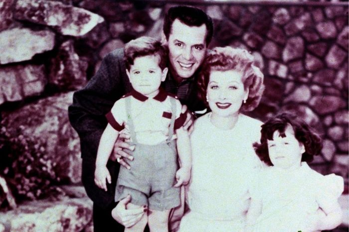 Woman Claims Lucille Ball Gave Her Mother Up for Adoption