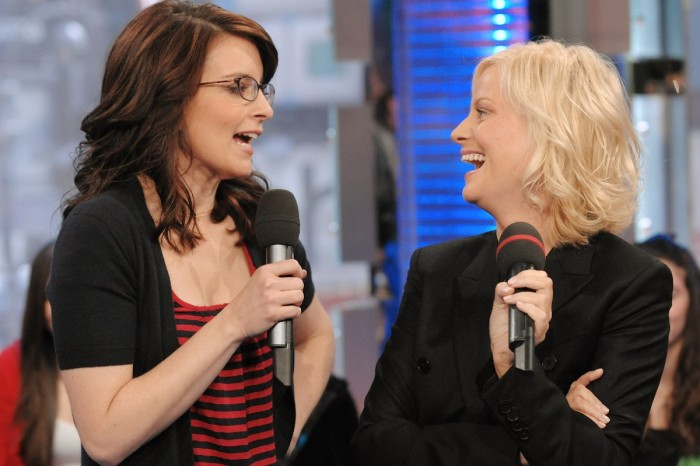 "It Was 'Friendship at First Sight"" for Tina Fey and Amy Poehler"