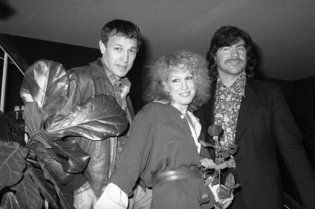 Bette Midler and Her Husband Were Married on a Whim by an Elvis Impersonator