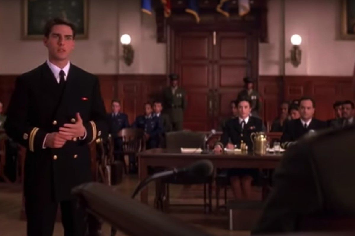 'You Can't Handle the Truth': Remembering the Epic Courtroom Scene in a 'Few Good Men'