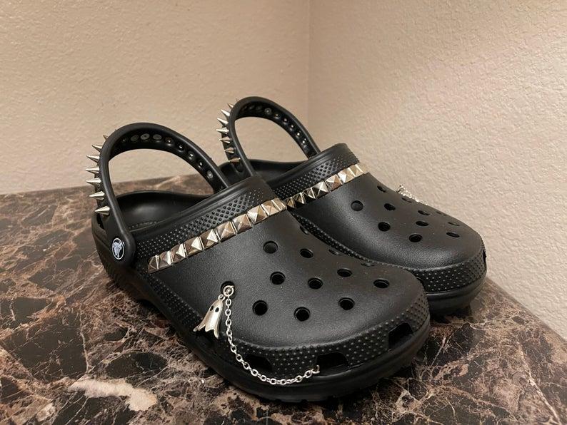 goth croc