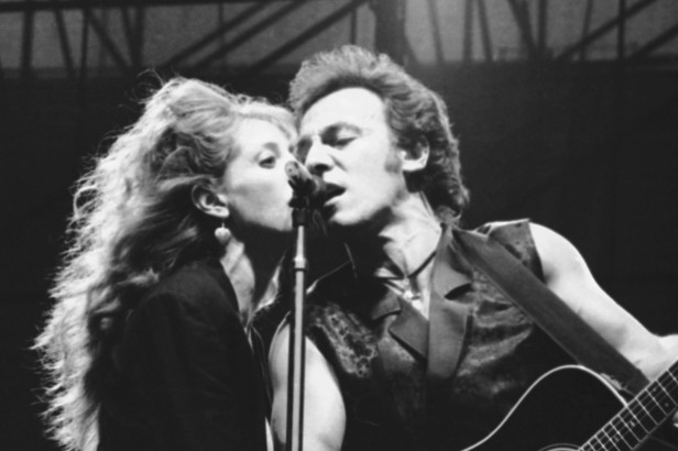 How Bruce Springsteen's Wife's Secret Crush Turned into a 30-Year Love Story