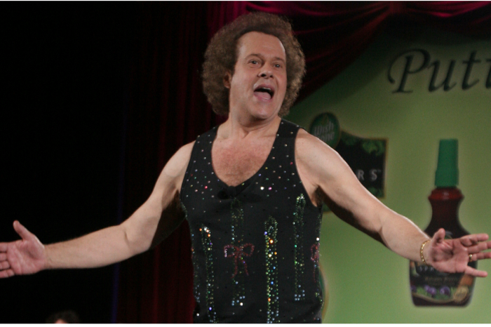 Richard Simmons Extreme Weight Loss Landed Him in a Hospital