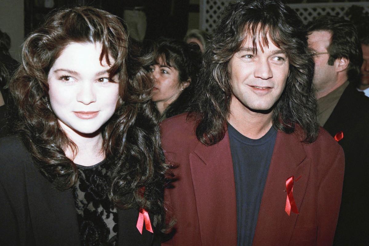 Sex, Drugs, & Chili Cheese Dogs: The Love Story of Valerie Bertinelli & Eddie Van Halen
