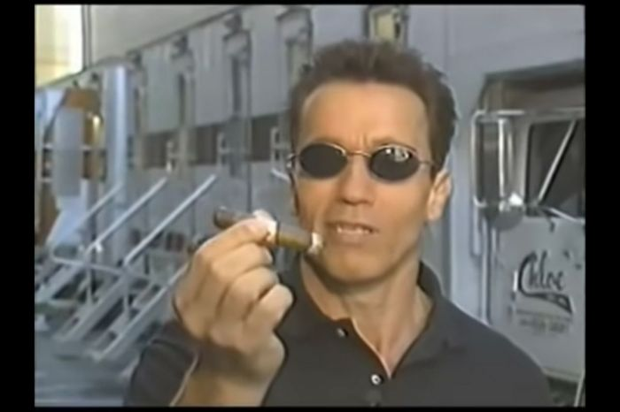 """I'm a Stud, I'm Ballsy"": Arnold Schwarzenegger Once Bragged About His Cigar Habit"