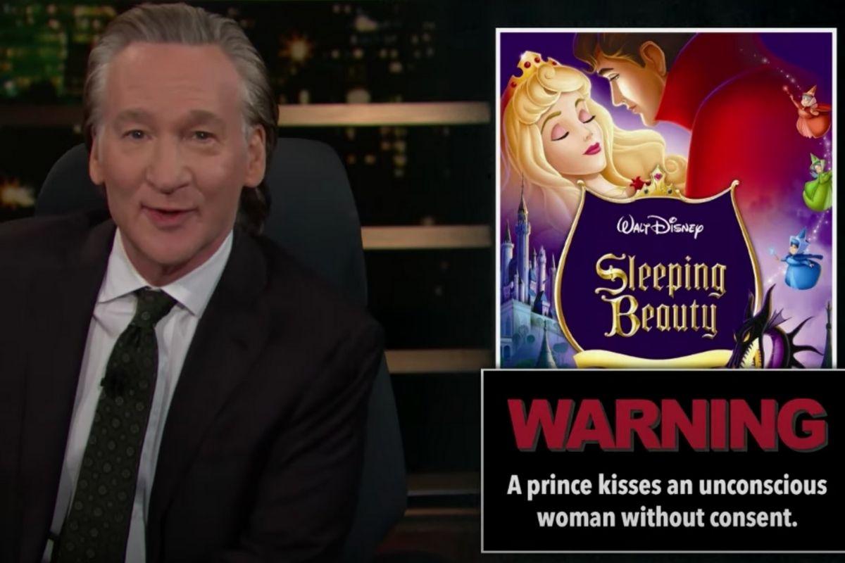 "Bill Maher Offers His Own ""Woke Movie Warnings"""
